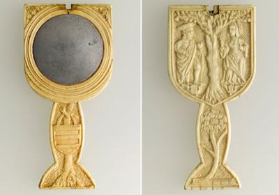 Miroir Objets De Toilette Home
