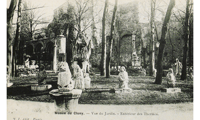cp-musee-de-cluny-jardin-3-diapo