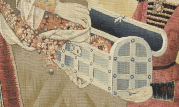 La Dame à la Licorne : A mon seul désir-Cl.10834-bloc