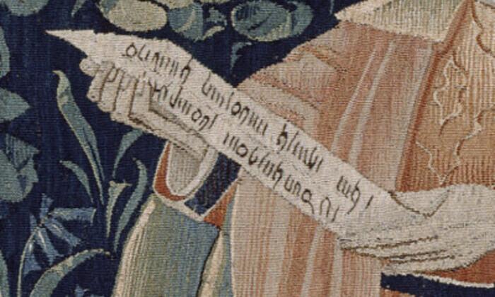 La vie seigneuriale-lecture-detail-Cl2182-bloc