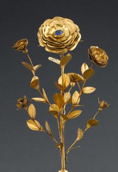 Rose d'or (Détail 1)