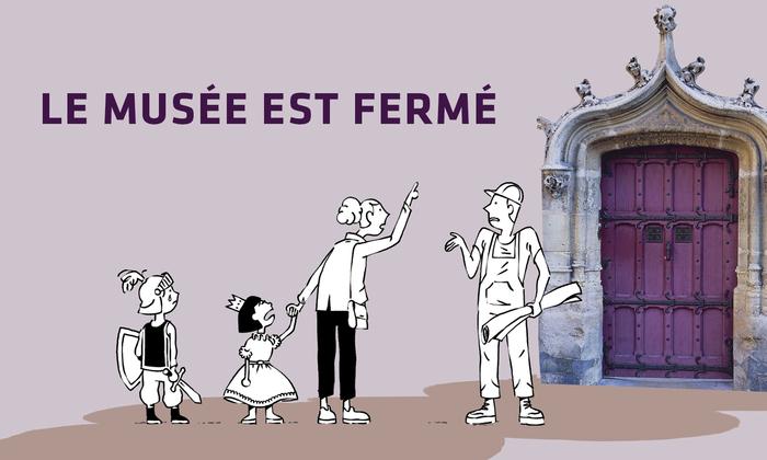 Fermeture musée 2020