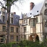 The hotel of Cluny's abbot
