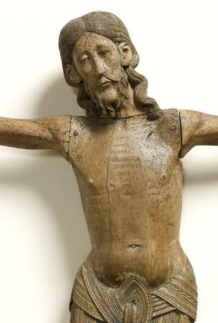 Christ en croix (Détail 1)