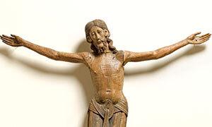 Mini Christ en croix 1