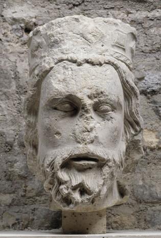 Têtes des rois de Juda : n°15 (Cl. 22997)