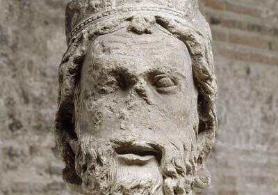 Têtes des rois de Juda : n°6 (Cl. 22988)