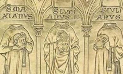 Mini-Reliquaire des saints Lucien, Maxien et Julien