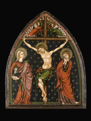 Crucifixion provenant de Sauvagnat