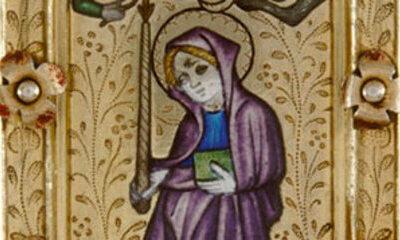 Mini 2 Tableau-reliquaire de ste Geneviève 2