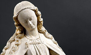 Mini Ange et Vierge de l'Annonciation 6