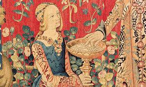 Mini La Dame à la Licorne : le Goût