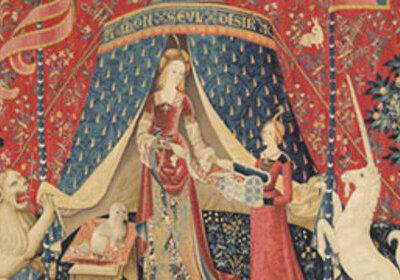 La Dame à la Licorne : A mon seul désir (Cl. 10834)-Mini