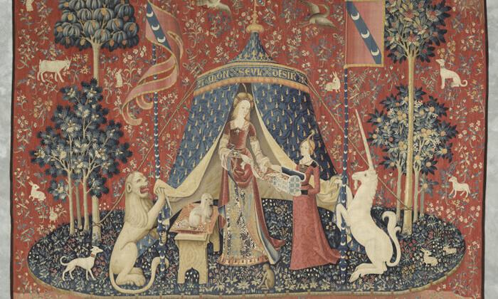 La Dame à la Licorne : A mon seul désir (Cl. 10834)