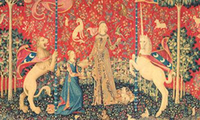 Mini La Dame à la Licorne 5