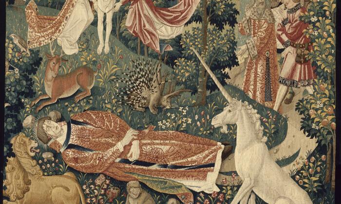 Tenture de saint Étienne, pièce V (Cl. 9932)
