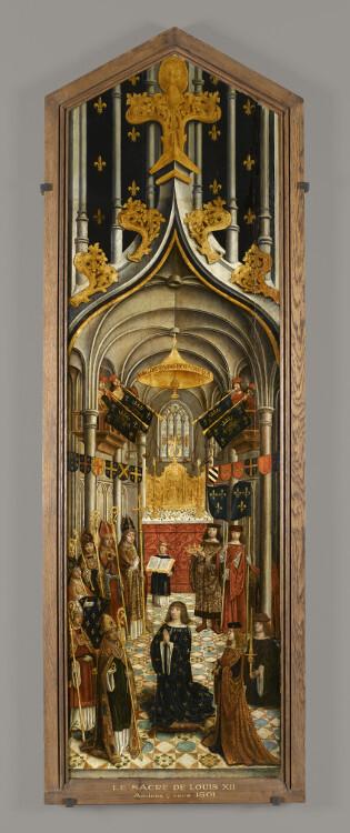 Le sacre de Louis XII