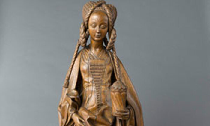 Mini Sainte Marie-Madeleine 3