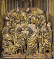 Retable du Saint-Sacrement d'Averbode (Détail 20)