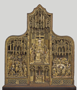 Retable du Saint-Sacrement d'Averbode