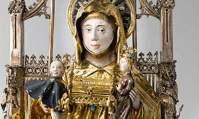 Mini Sainte Anne Trinitaire 9