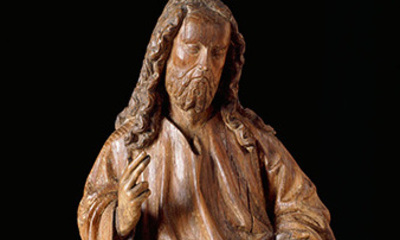 Statue Salvator Mundi_mini