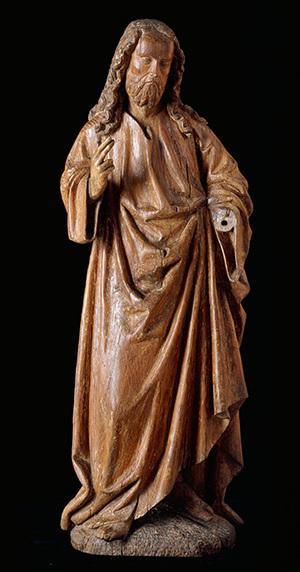 Statue Salvator Mundi