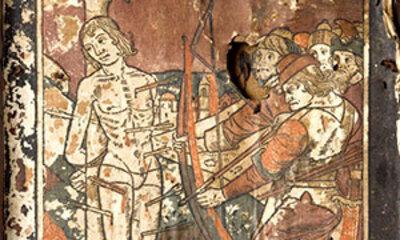 Coffret à estampe : le Martyre de saint Sébastien-cl-23837-mini