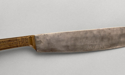 Couteau A La Devise De Philippe Le Bon Mini