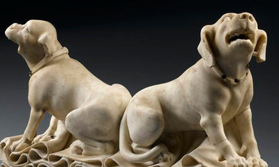 Fragment-de-gisant : chiens-Mini