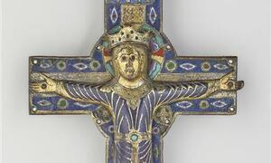 Mini-Christ en croix