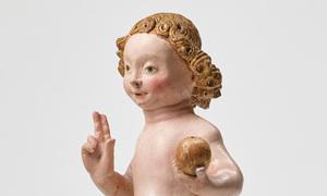 Mini Enfant Jésus bénissant Cl 23936