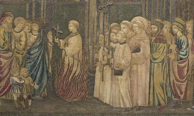 Mini-Episodes de la vie de saint Jean Gualbert-1