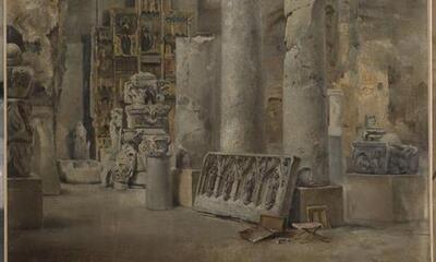 Mini-Intérieur du Palais des Thermes