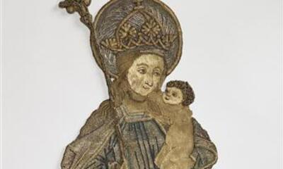 Mini-Vierge à l'Enfant