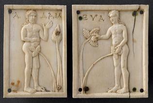 Cl 8681 Cl 8682 Adam Et Eve