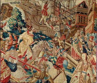 tapisserie-bataille-et-embarquement-Cl-14335