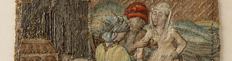 Bandeau 750 Fragment D Orfroi
